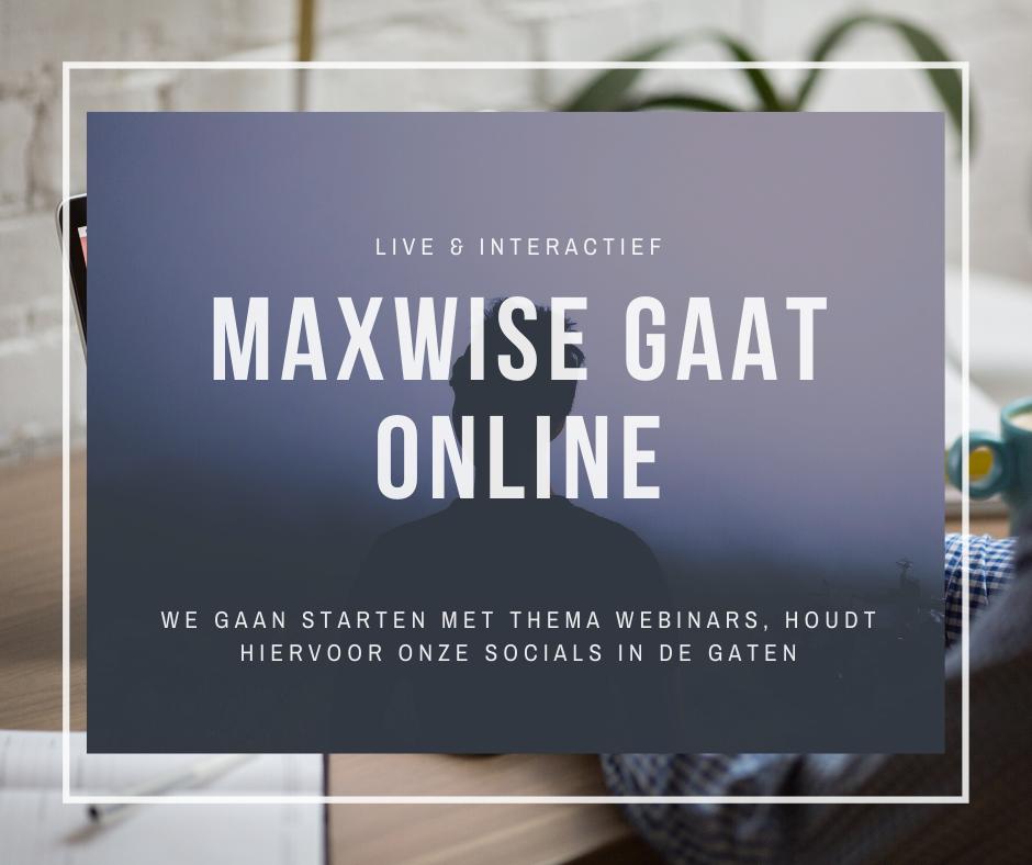 Maxwise Thema Webinars