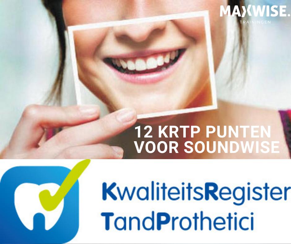 KRTP Accreditatie Soundwise